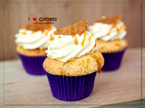 Dutch passion Cupcake